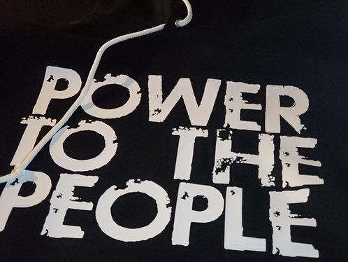 3rilogy Power To The People Hoodie