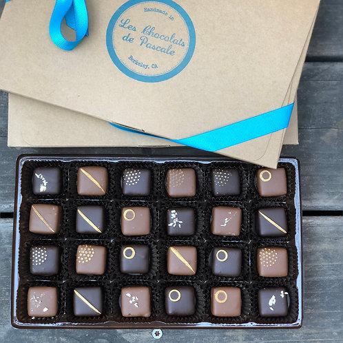 Chocolate Box - 24 pieces