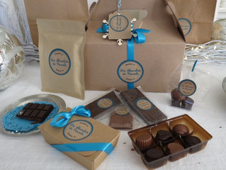 Going out fast: My chocolates make beautiful gifts