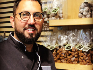 Puyodebat, a master chocolatier in the heart of the French Basque country