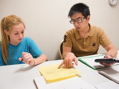 Henderson program helps students with math needs