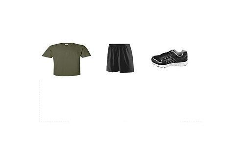 Complete Cadet Core Exercise Uniform (CCEU)
