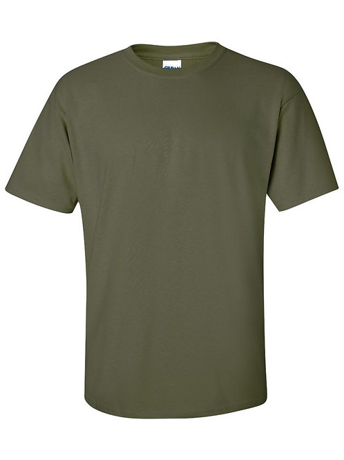 Olive Green Shirt - Cadet Core Exercise Uniform