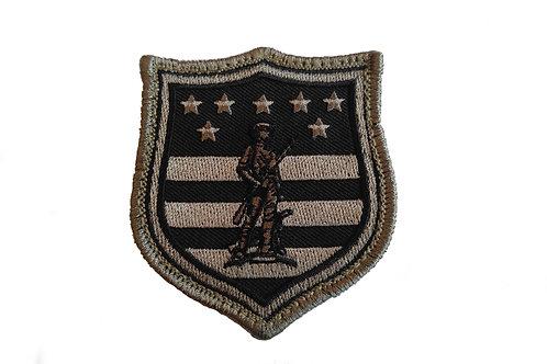 Foliage Green Cadet Core Logo Patch - Cadet Core Tactical Uniform