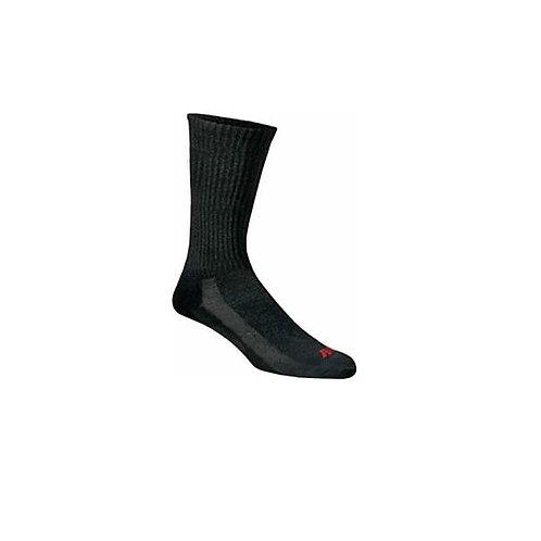 Black Crew Socks - Cadet Core Exercise, Polo, & Tactical Uniform