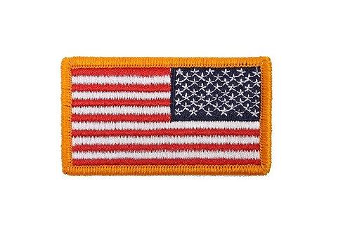 Full Color Flag Patch - Cadet Core Tactical Uniform