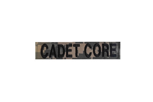 Cadet Core Patch - Cadet Core Tactical Uniform