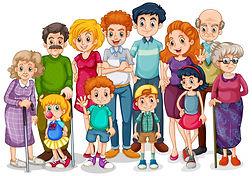 famille ancêtres