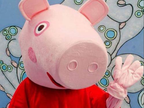 Piggy the Mascot