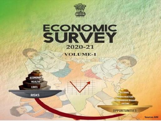 Economic Survey 2021 Highlights