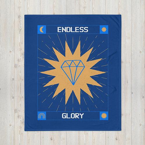 "Sunday Squad ""Endless Glory"" Throw Blanket"