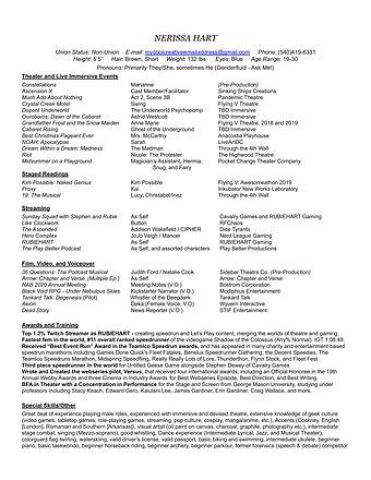 Nerissa Hart Performance Resume -1.jpg
