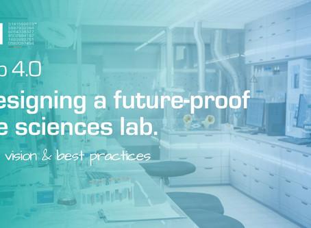 Lab 4.0: Designing a future-proof (bio)pharmaceutical laboratory.