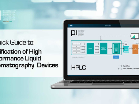 A Quick Guide to the Qualification of HPLC Devices