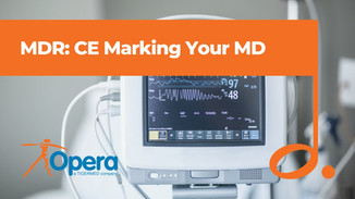 CE Marking according to the Medical Device Regulation