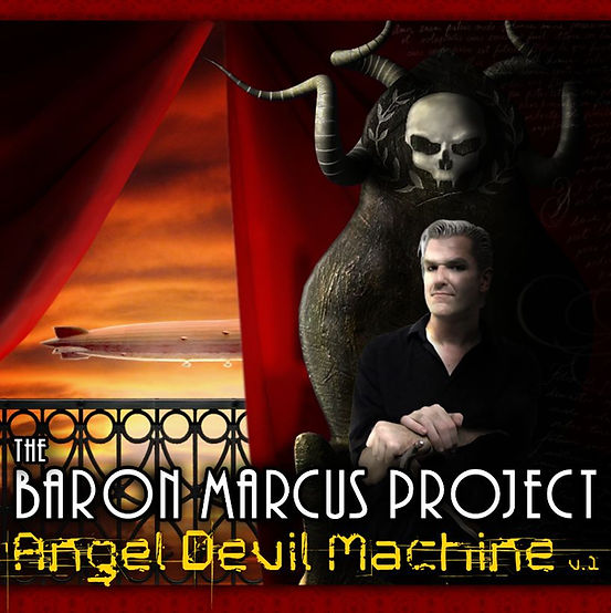 Baron Marcus Project - Angel Devil Machi
