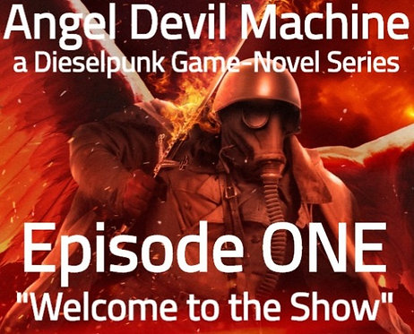 Angel Devil Machine Episode 1 - Welcome to the Show - PC Desktop Only