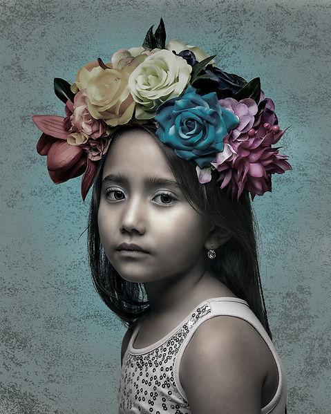 Girl with Swarovski Earring.jpg