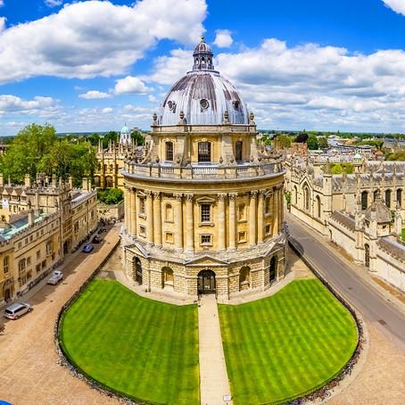 世界大学ランキング4年連続1位のオックスフォード大学が凄すぎる!