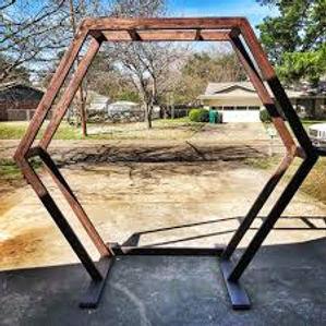 Hexagon Arch