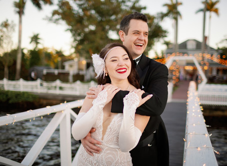 Jaynie & David's Wedding | Heitman House | Fort Myers, Florida