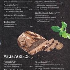 Schmankerl & Brotzeiten & Vegetarisch