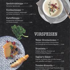Vorspeisen & Suppen