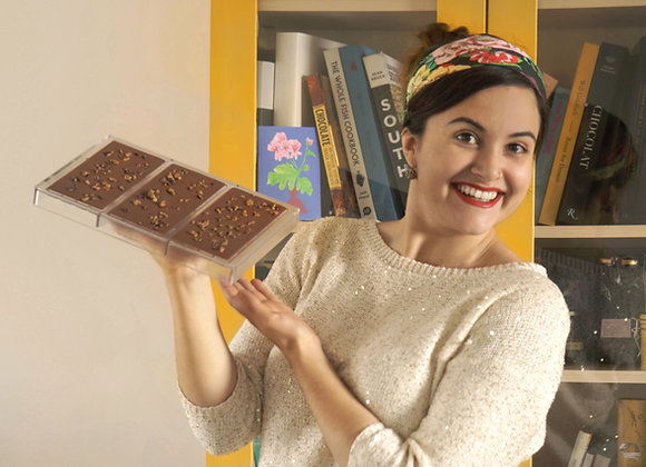 Craft your own chocolate with Chef Audrey