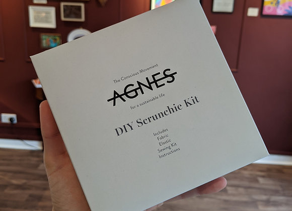 DIY Scrunchie Kit