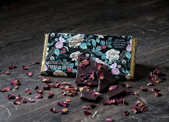 Rose 65 % Dark Chocolate