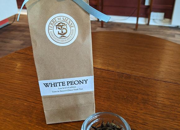TEA - White Peony