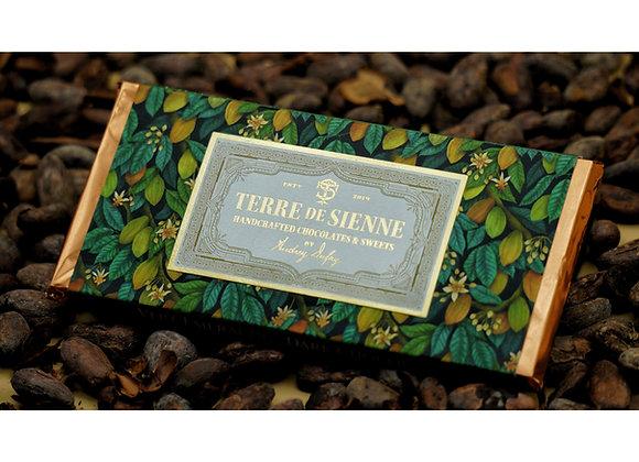 Vert Emeraude - 75% Dark Chocolate Bar