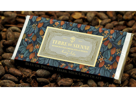 Bleu de Prusse - 55% Dark Milk Chocolate Bar