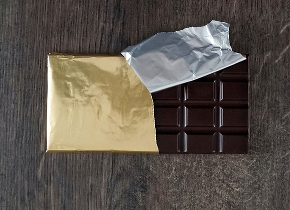 80% Dark Chocolate Bar