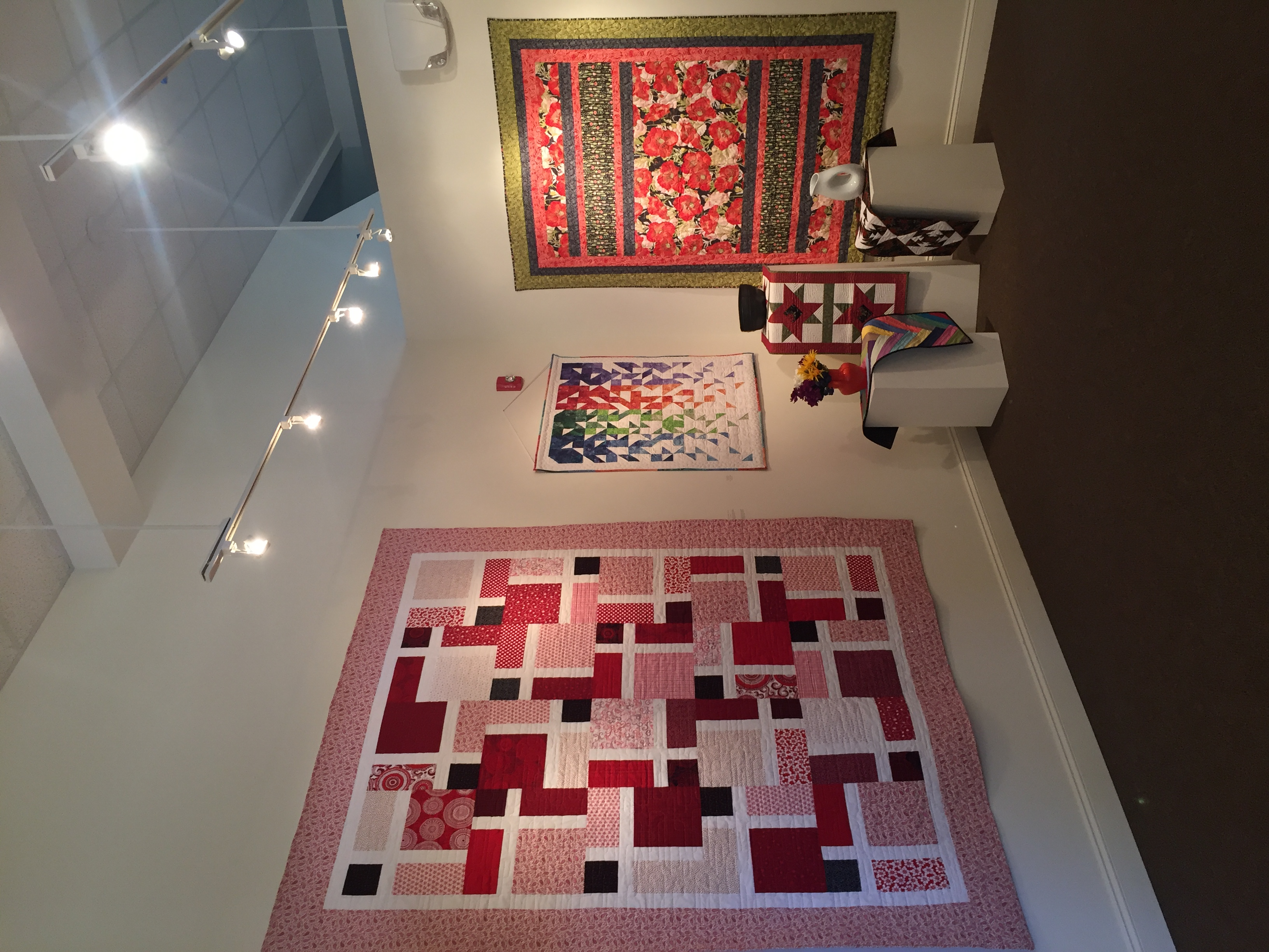 Stitchers in Time // Quilt Exhibit