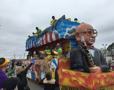 Mardi Gras Parade 2020 #1
