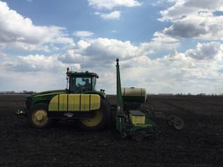 Planting Corn 2020