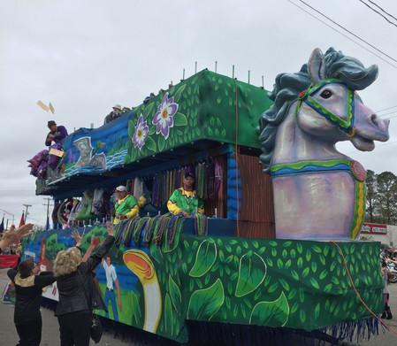 Mardi Gras Parade 2020 #2