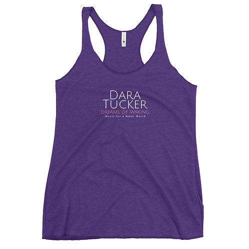 Dara Tucker -- Women's Racerback Tank