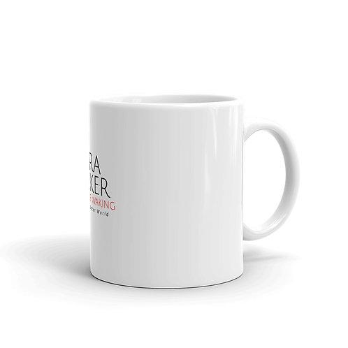 Dara Tucker -- White glossy mug