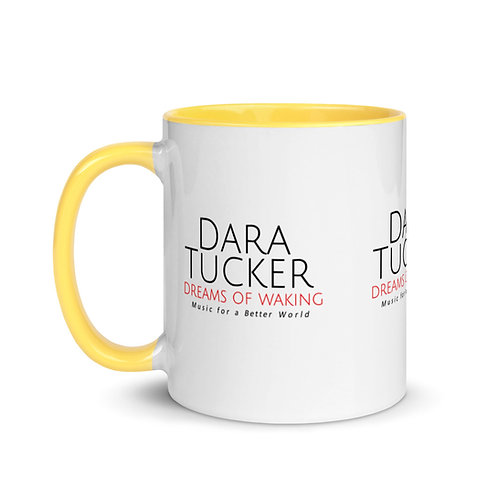Dara Tucker -- Mug with Color Inside