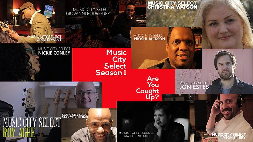 Music City Select Season 1 Alumni