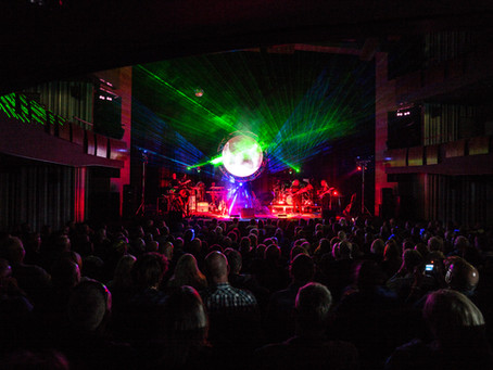 FOH Engineer for Darkside - The Pink Floyd Show