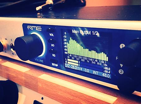 RME ADI-2 from Giraffe Audio