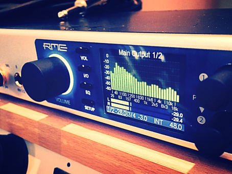 RME ADI-2 from Giraffe Audio