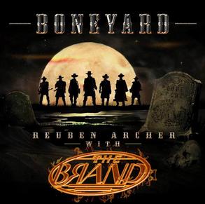 Reuben Archer with the Brand / Boneyard