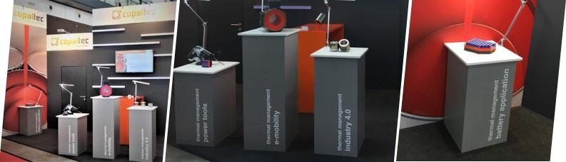 Battery Show in Stuttgart