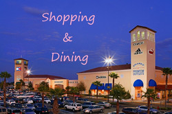 Shopping and Dining