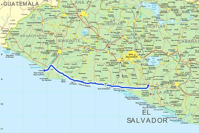 Salinitas, El Salvador