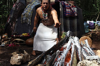 TEMAZCAL CEREMONY FOR EXCLUSIVE GROUP